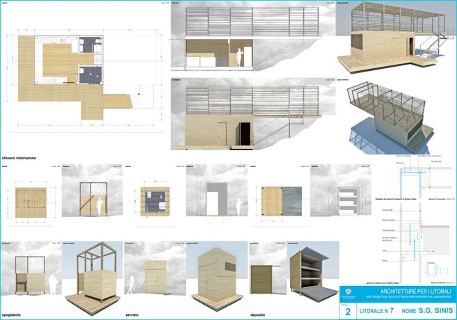 Sardegna tav2 - Tavole di concorso architettura ...